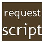 Request script